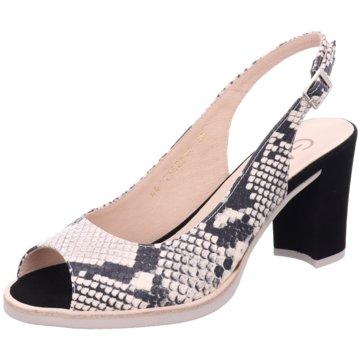 Gadea Top Trends Sandaletten schwarz