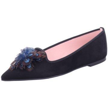 Pretty Ballerinas Klassischer Slipper schwarz