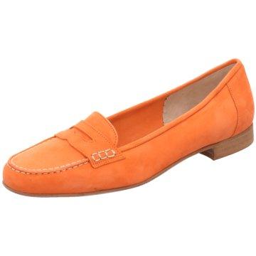 Gabriele Klassischer Slipper orange