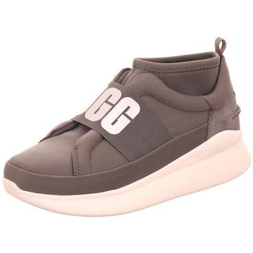 UGG Australia Plateau Sneaker grau