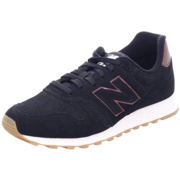 New Balance Sneaker Low schwarz