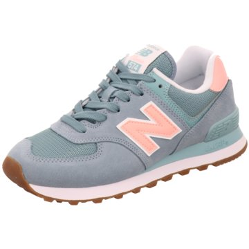 low priced 132d2 5dc4a New Balance - blau Must Haves
