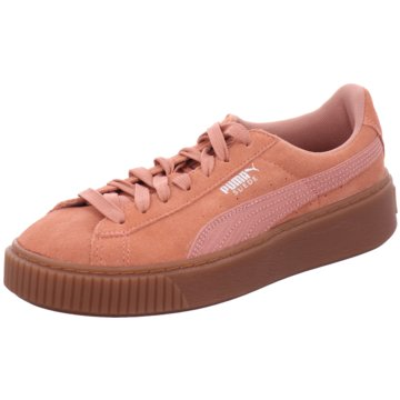 Puma Sneaker Low orange