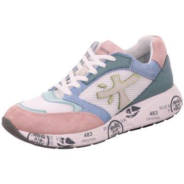 Premiata Sneaker Low coral