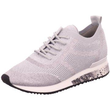 La Strada Sportlicher SchnürschuhSneaker grau