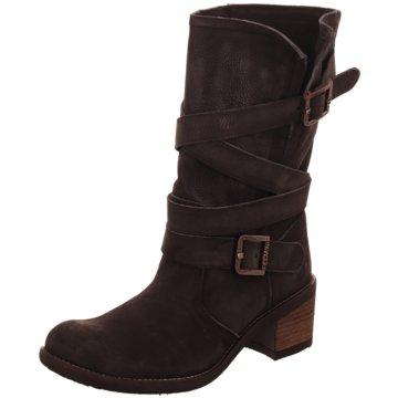 Felmini Klassischer Stiefel schwarz