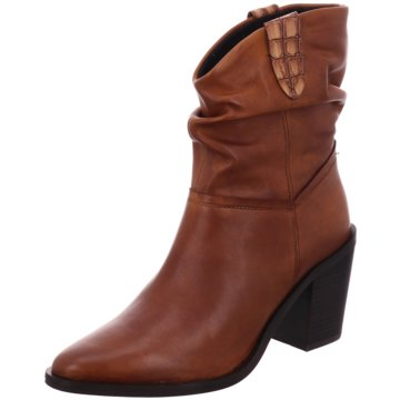 SPM Shoes & Boots Cowboystiefel braun