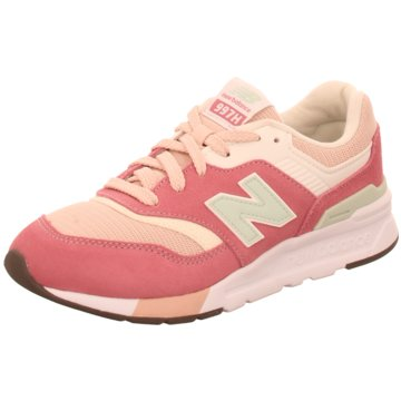 New Balance Sneaker Low lachs