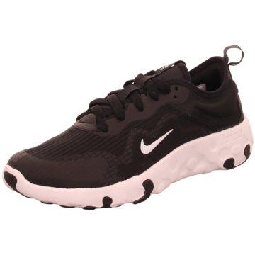 Nike Schnürschuh schwarz