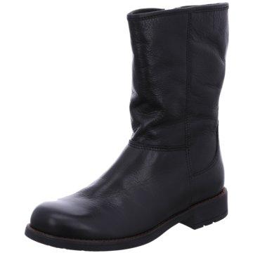 Sabalin Hoher Stiefel schwarz