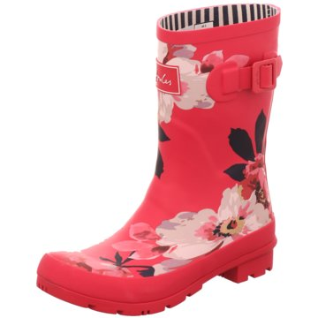 Joules Gummistiefel rot