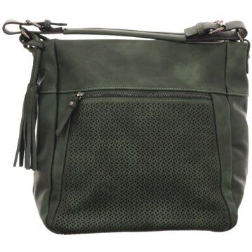 Schulterglück Taschen grün