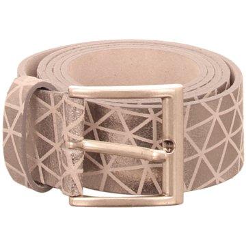 MGM Design Gürtel silber