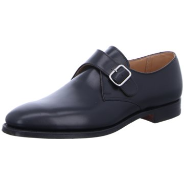 Crockett & Jones Business Slipper schwarz