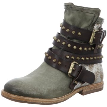 A.S.98 Stiefelette oliv