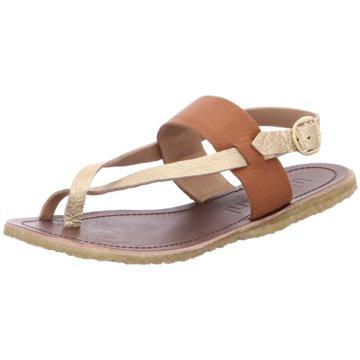 Bisgaard Offene Schuhe braun