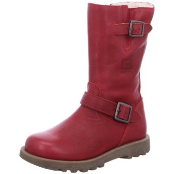 Cole Bounce Restore Hoher Stiefel rot