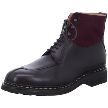 Heschung Stiefelette rot