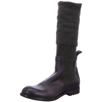 Moma Klassischer Stiefel grau