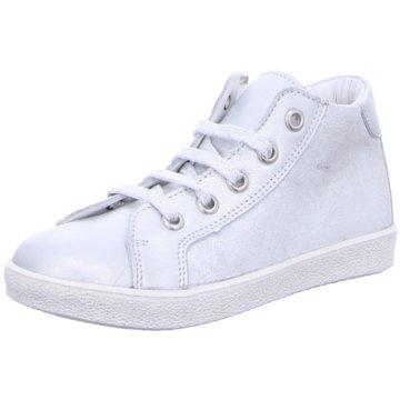 Däumling Sneaker High silber