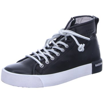 Blackstone Sneaker High schwarz