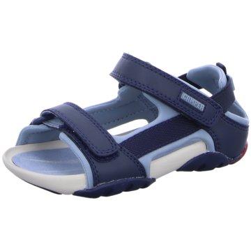 Camper Offene Schuhe blau