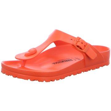 Birkenstock Summer Feelings orange