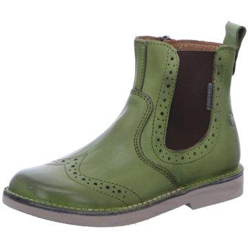 Ricosta Halbhoher Stiefel grün