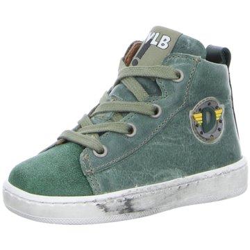 Develab Sneaker High grün