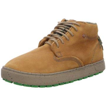 Satorisan Sneaker High gelb