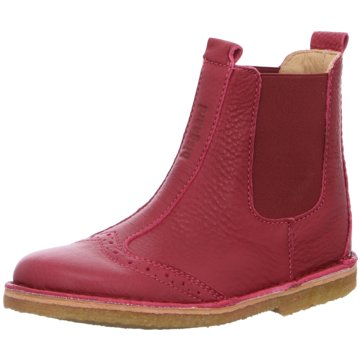 Bisgaard Halbhoher Stiefel pink