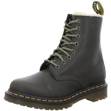 Dr. Martens Airwair Boots oliv