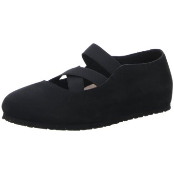 Birkenstock Komfort Slipper schwarz