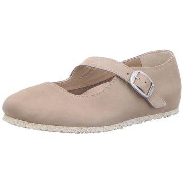 Birkenstock Komfort Slipper beige