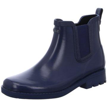 Aigle Chelsea Boot blau