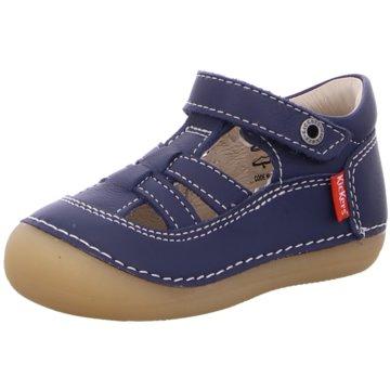 Kickers Sandale blau