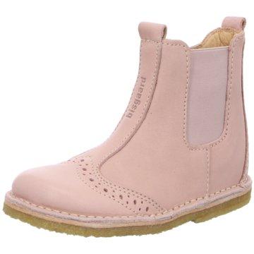 Bisgaard Halbhoher Stiefel rosa