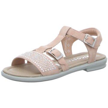 Ricosta Offene Schuhe rosa