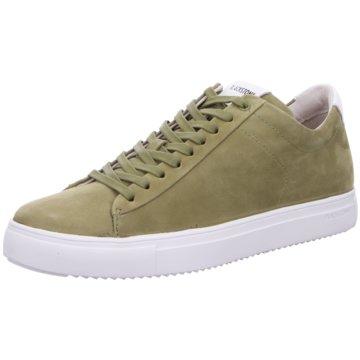 Blackstone Sneaker Low oliv