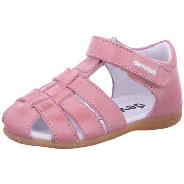 Develab Kleinkinder Mädchen rosa