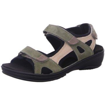 Fidelio Komfort Sandale grün