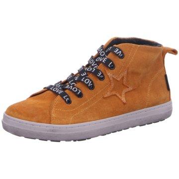 Vado Sneaker High orange
