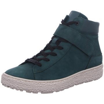 Hartjes Sneaker High türkis