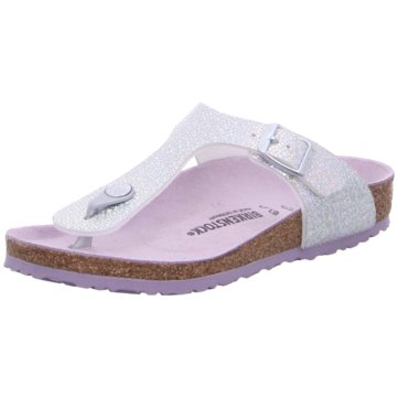 Birkenstock Offene Schuhe lila