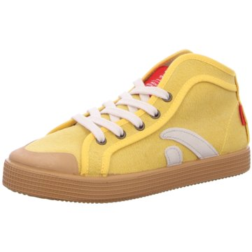 Grand Step Shoes Sneaker High gelb