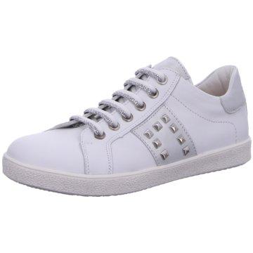 Däumling Sneaker Low weiß