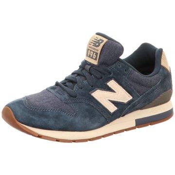 New Balance Sneaker High blau
