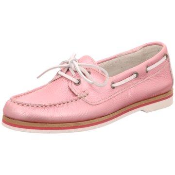 Tamaris Bootsschuh pink