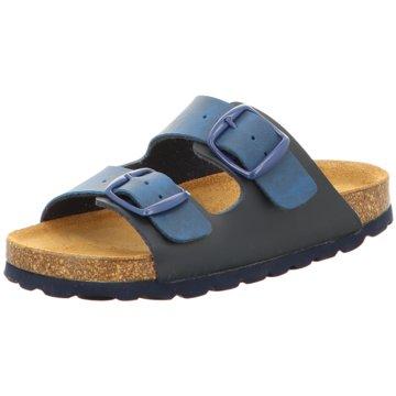 Bionic Offene Schuhe blau