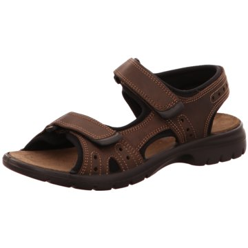 MANAGER INTERNATIONAL SHOES Sandale braun